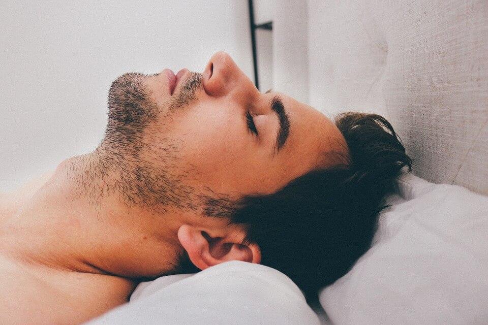 Poziția de dormit e cum ești