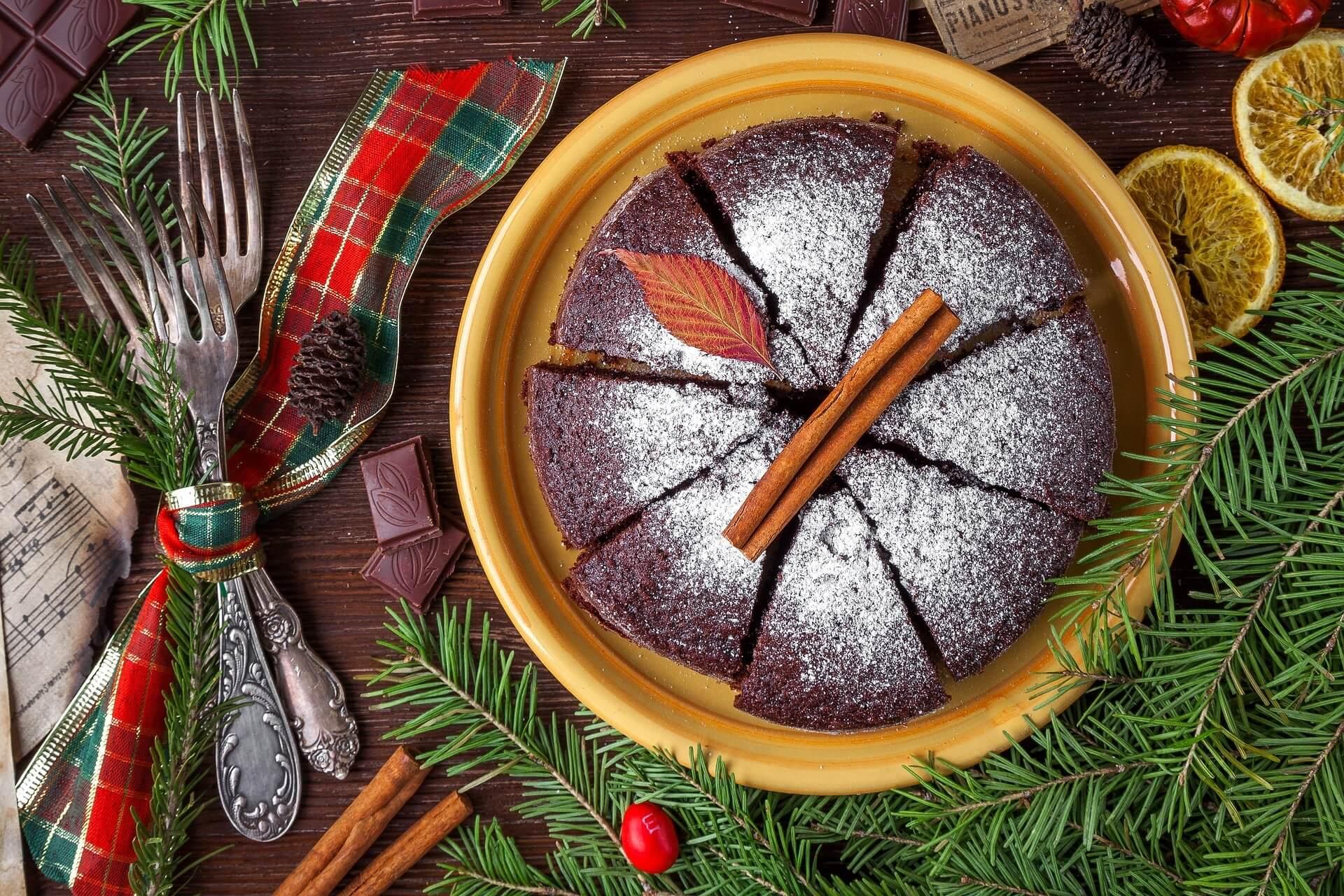 3 Idei de prăjituri pentru sărbătorile de iarnă